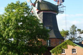Kulturzentrum und Café Seefelder Mühle
