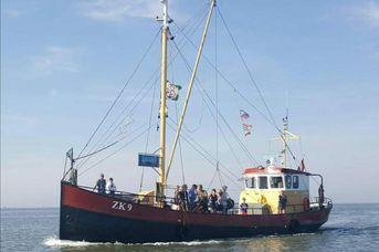 Schifffahrt Wattenmeer NL